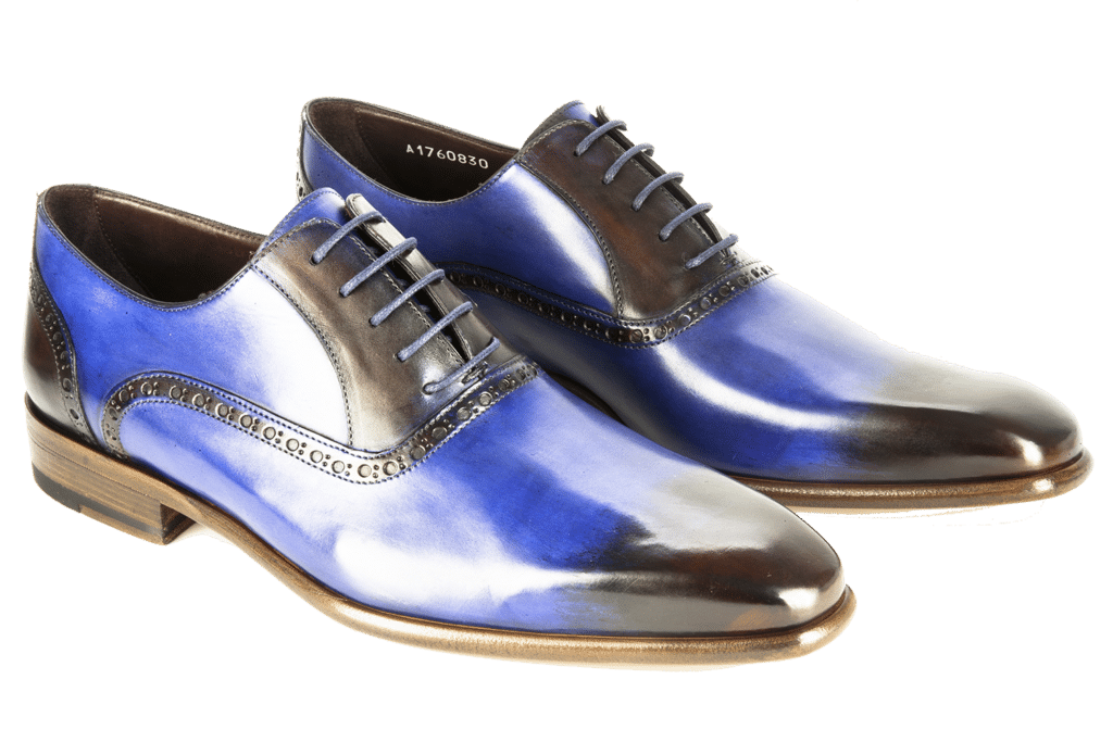 Bi-color oxford