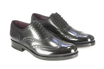 Full Brogue oxford shoe