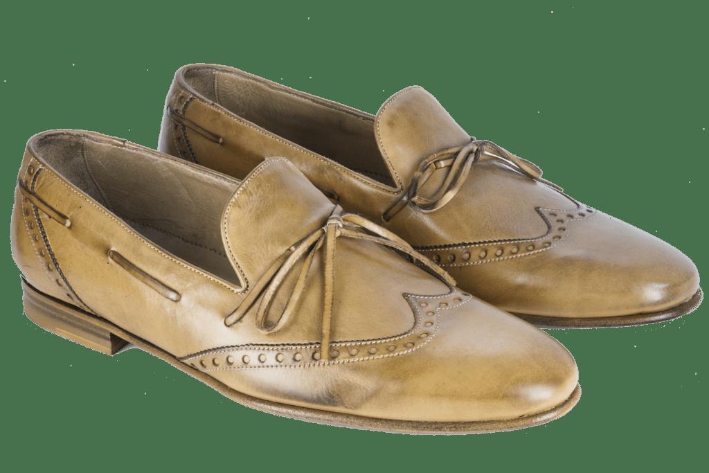 Pantofola stone wash