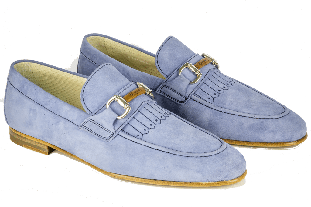 Pantofola con ricamo