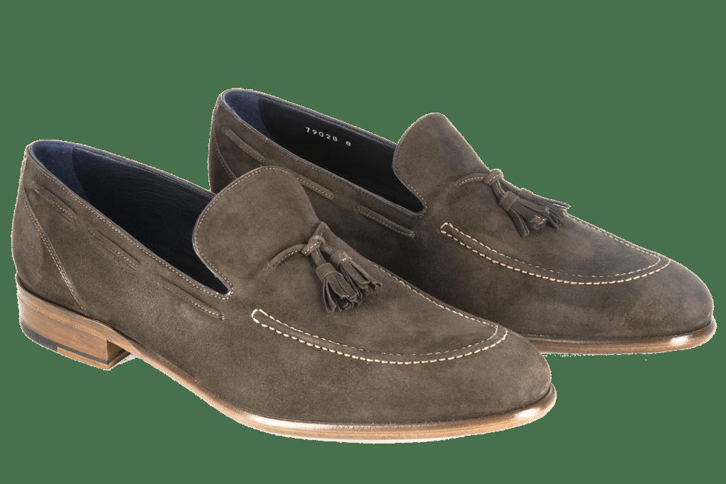 Pantofola con nappine
